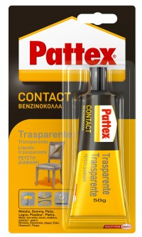 Transparent Contact Glue Blister