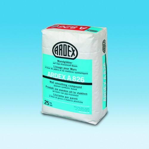 Ardex A 826 Mortar for renovation of walls and facades