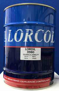 Lordil 3980 5 ltrs. - Polyurethane Diluent