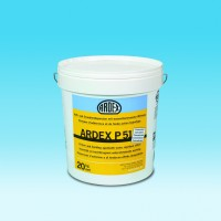 Ardex P-51 Adherent Primer and Poros Sealer