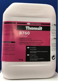 Thomsit R 760 Primer para sustratos no absorbentes