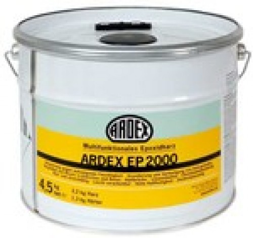 Ardex EP 2000 Moisture blocking epoxy resin