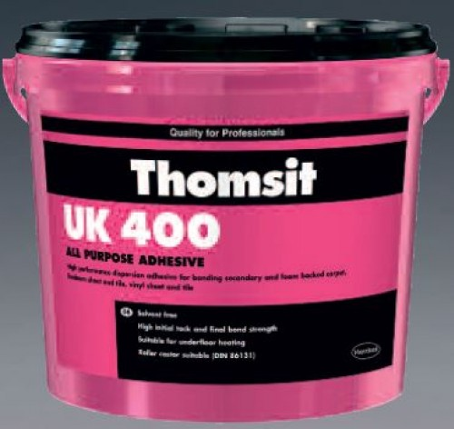 Thomsit UK-400 Cola para PVC, linóleo, alcatifas